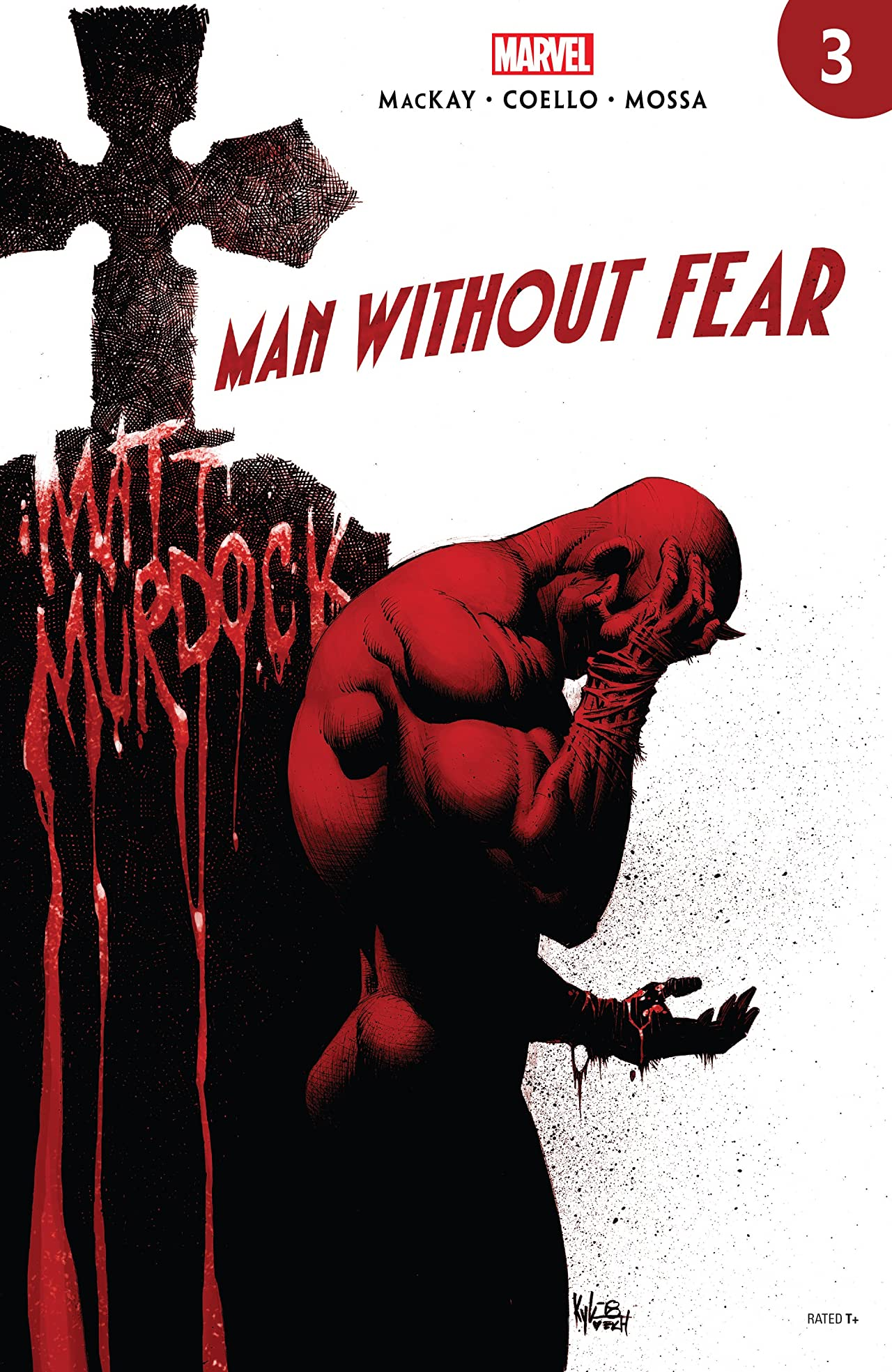 Man Without Fear (2019) No.3 (sur 5)