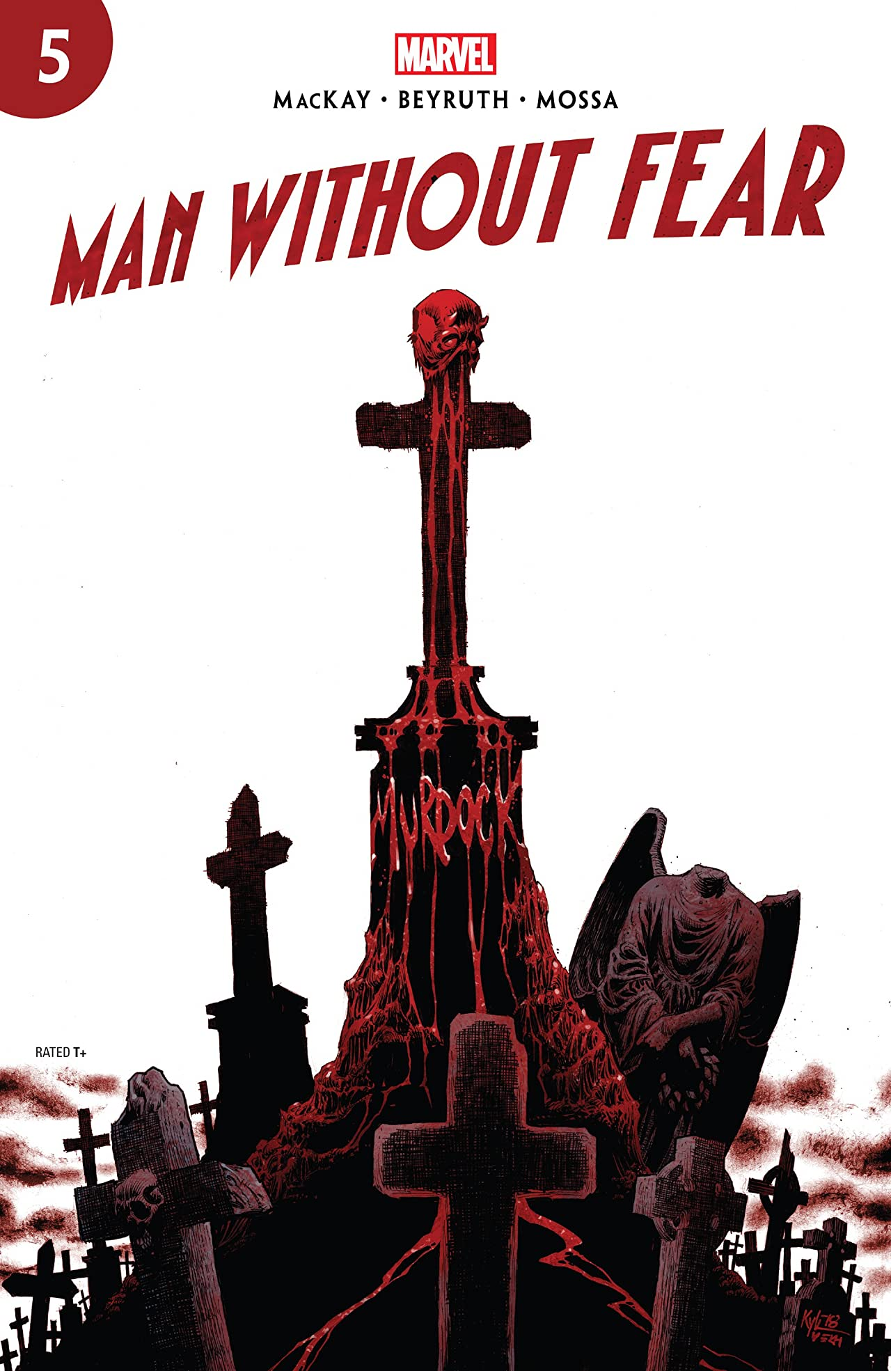 Man Without Fear (2019) No.5 (sur 5)