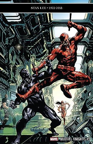 Marvel Knights: 20th (2018-2019) #5 (of 6)
