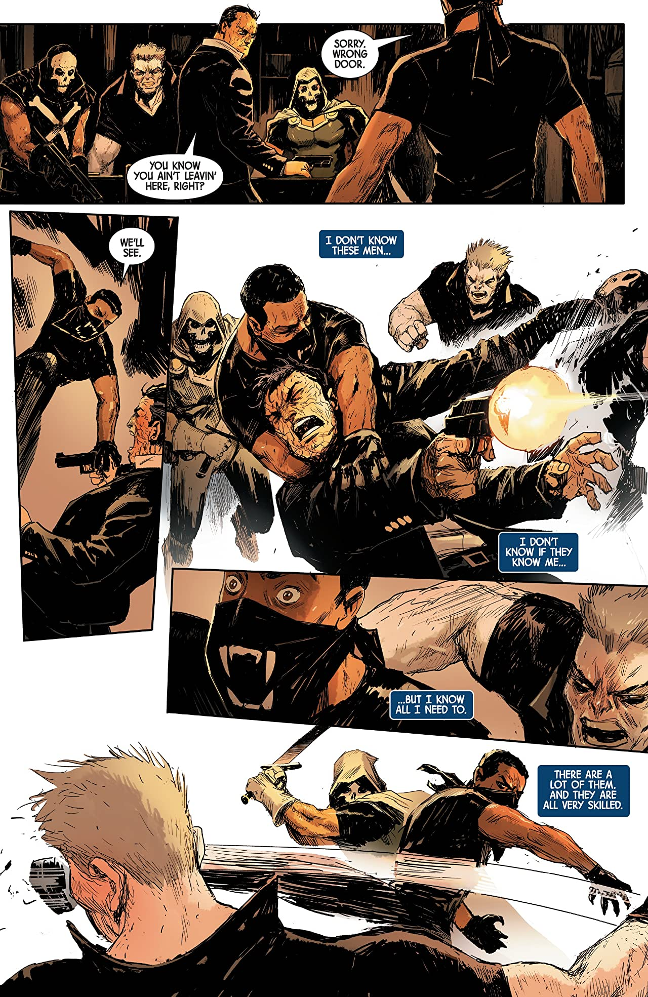 Marvel Knights: 20th (2018-2019) #5 (of 6)