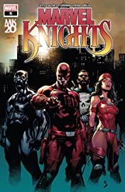 Marvel Knights: 20th (2018-2019) #6 (of 6)