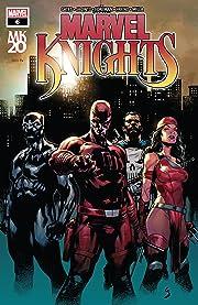 Marvel Knights: 20th (2018-2019) #6 (of 6)