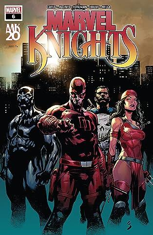 Marvel Knights: 20th (2018-) #6 (of 6)