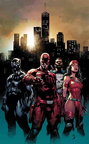 Marvel Knights: 20th (2018-) #6 (of 6)