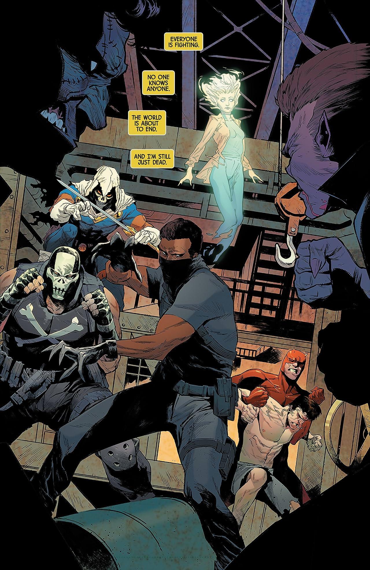 Marvel Knights: 20th (2018-2019) No.6 (sur 6)