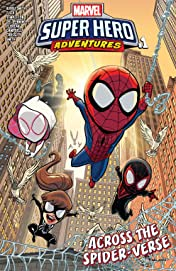 Marvel Super Hero Adventures: Spider-Man – Across The Spider-Verse (2019) No.1