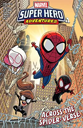 Marvel Super Hero Adventures: Spider-Man – Across The Spider-Verse (2019) #1