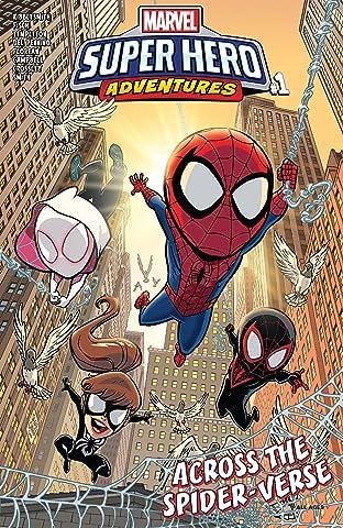 Marvel Super Hero Adventures: Spider-Man – Across The Spider-Verse (2019) #1