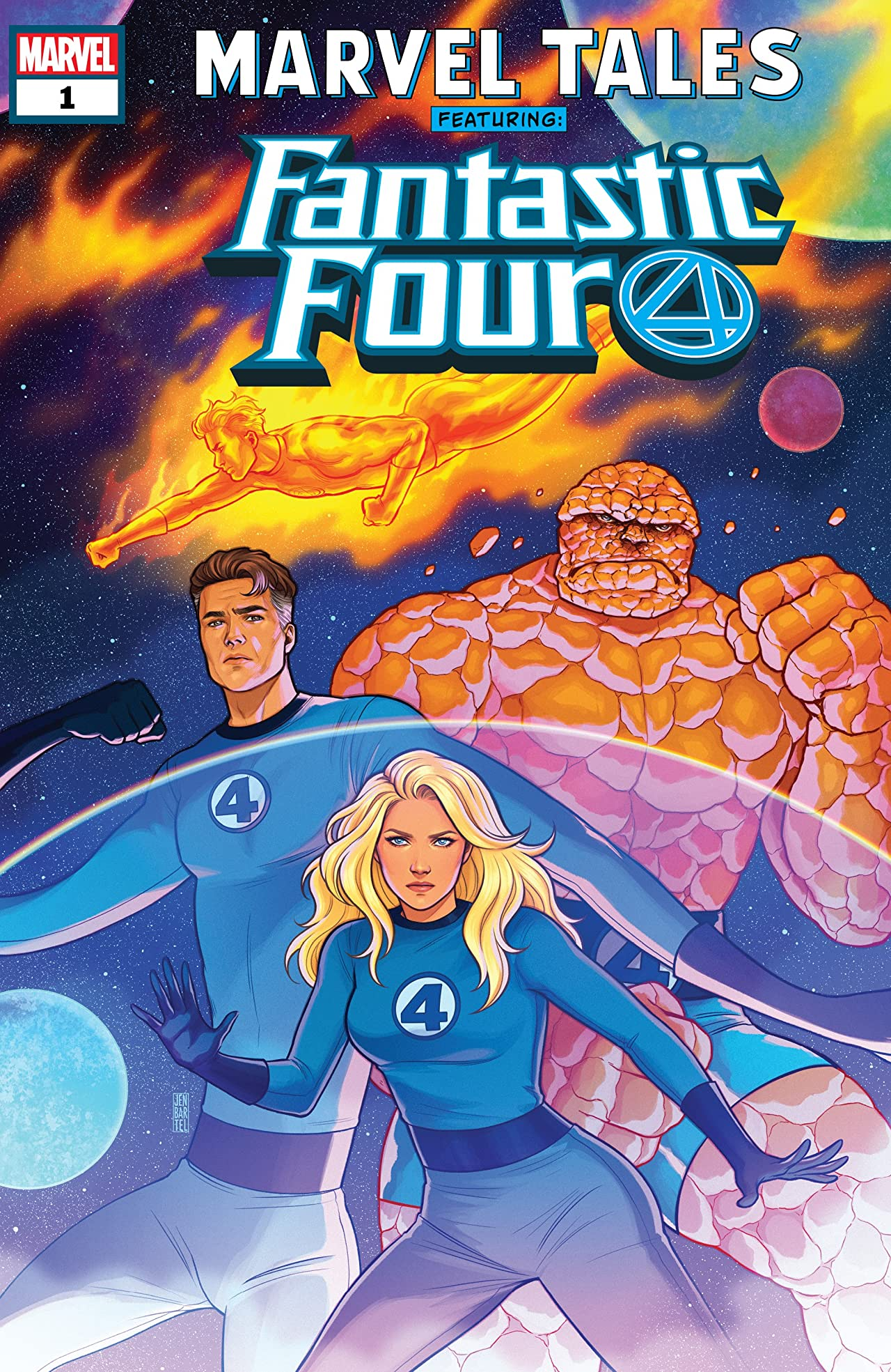 Marvel Tales: Fantastic Four (2019) #1