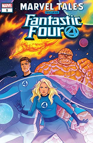 Marvel Tales: Fantastic Four (2019) No.1
