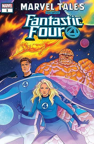 Marvel Tales: Fantastic Four (2019) No.1