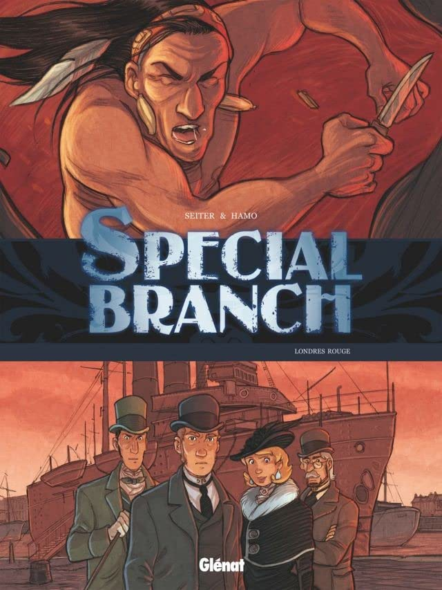 Special Branch Vol. 4: Londres Rouge
