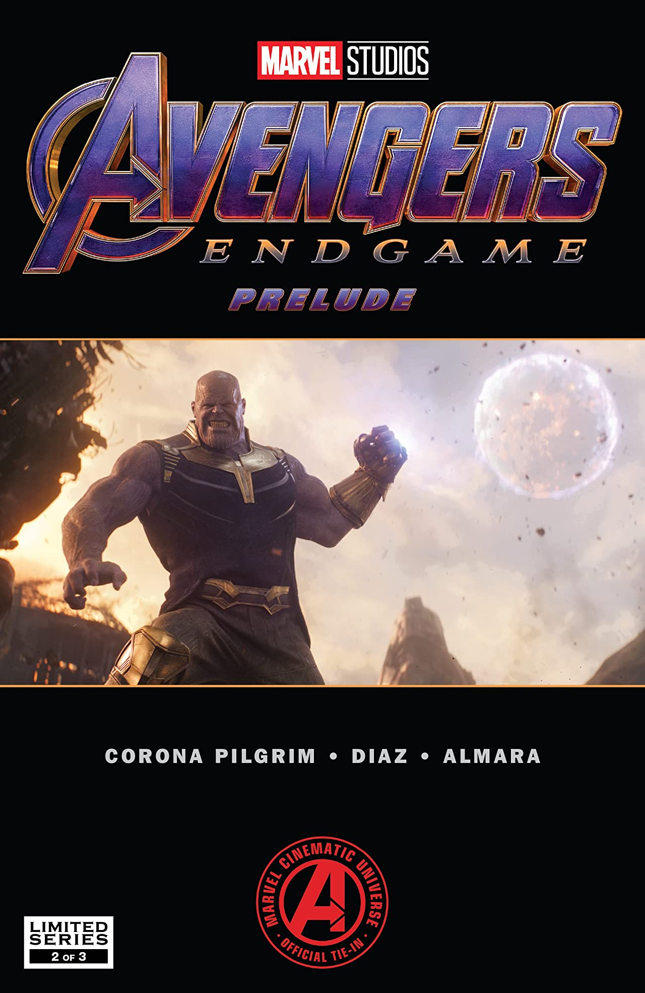Marvel's Avengers: Endgame Prelude (2018-2019) #2 (of 3)