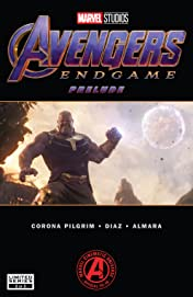 Marvel's Avengers: Endgame Prelude (2018-) #2 (of 3)