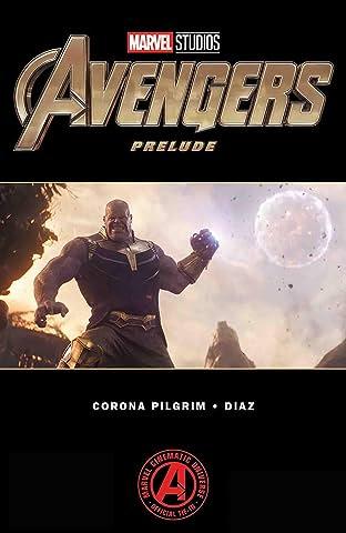 Marvel's Avengers: Endgame Prelude (2018-) #2 (of 3)