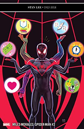 Miles Morales: Spider-Man (2018-) No.2