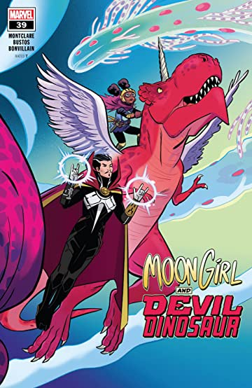 Moon Girl and Devil Dinosaur (2015-) #39