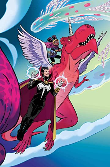 Moon Girl and Devil Dinosaur (2015-) #39