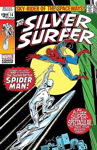 Silver Surfer (1968-1970) #14: Facsimile Edition