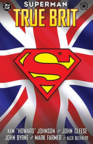 Superman: True Brit (2004) #1