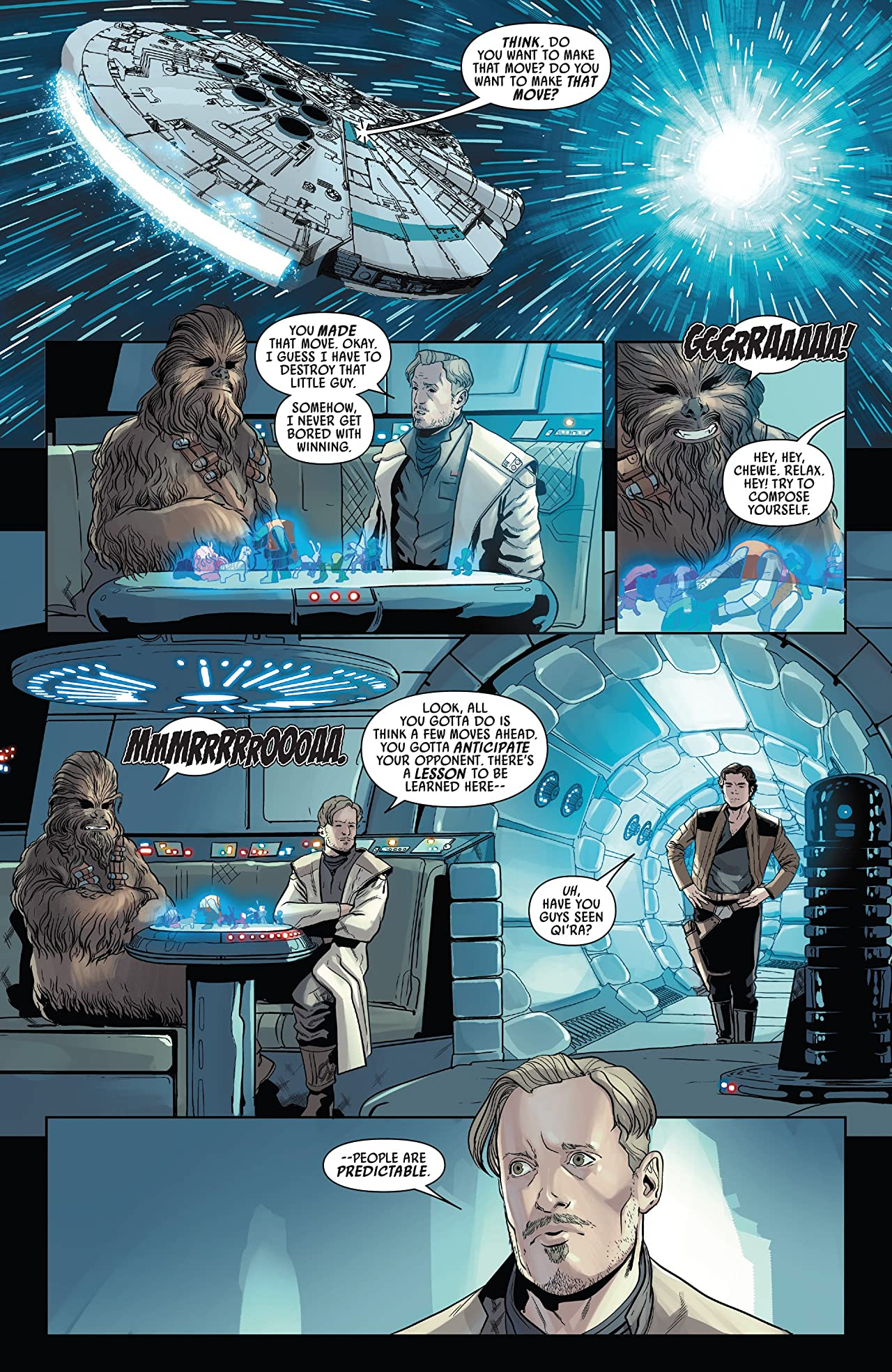 Solo: A Star Wars Story Adaptation (2018-2019) #4 (of 7)