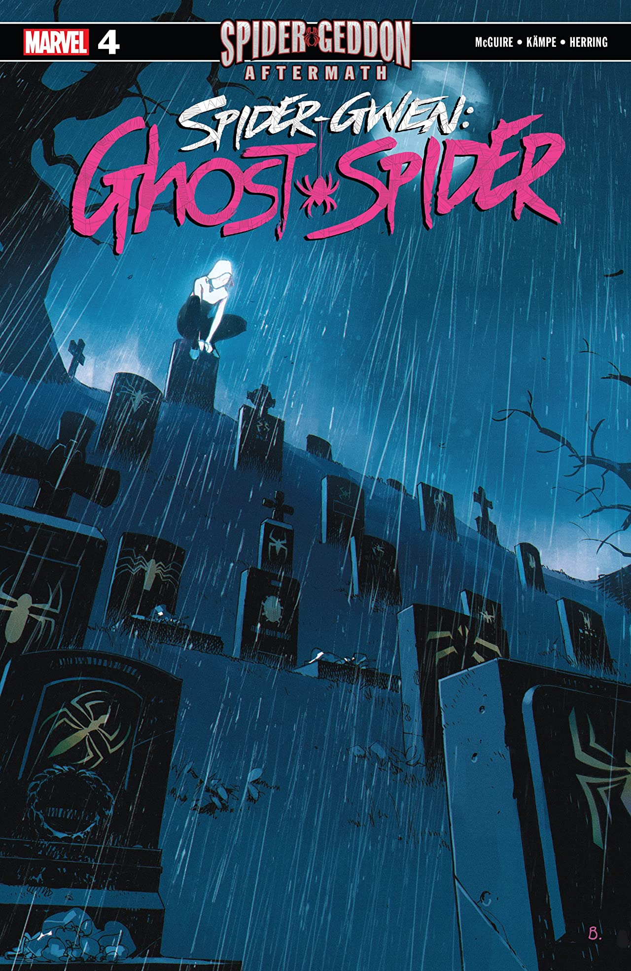 Spider-Gwen: Ghost-Spider (2018-) No.4