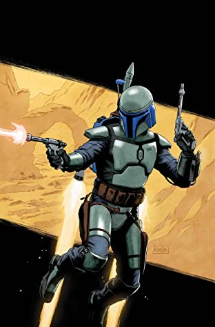Star Wars: Age Of The Republic - Jango Fett (2019) #1