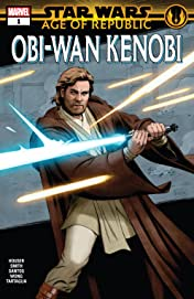Star Wars: Age Of Republic - Obi-Wan Kenobi (2019) #1