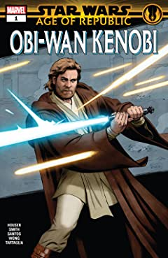 Star Wars: Age Of Republic - Obi-Wan Kenobi (2019) #1