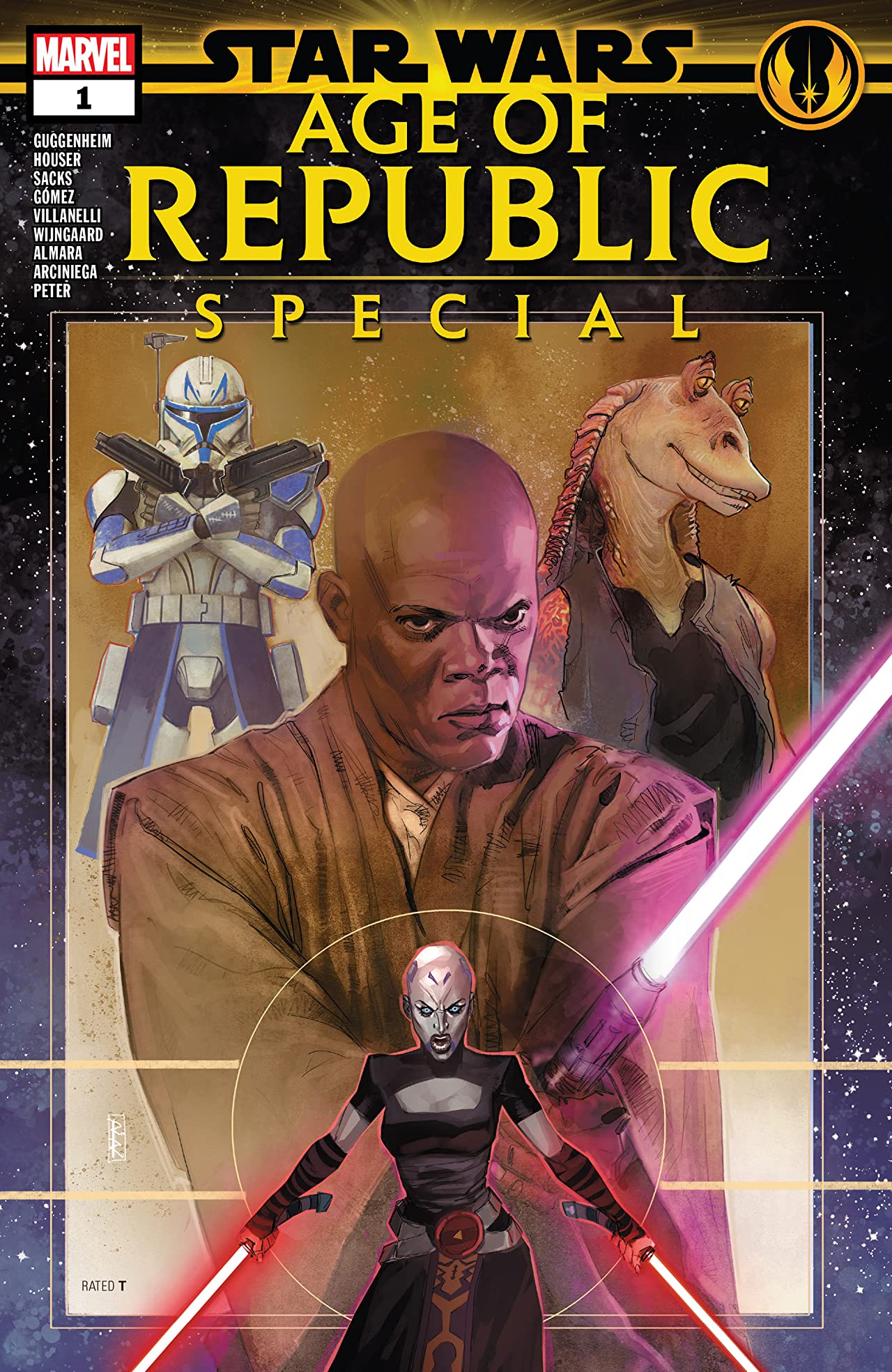 Star Wars: Age Of The Republic Special (2019) No.1