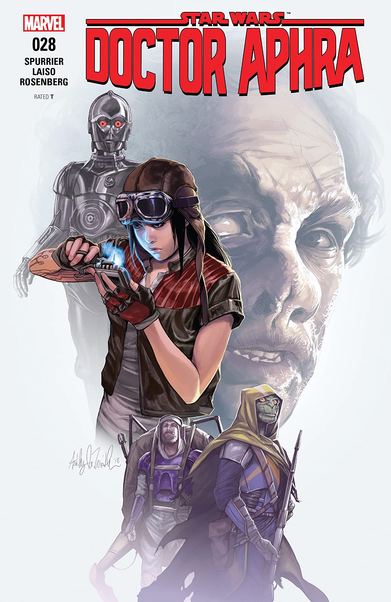 Star Wars: Doctor Aphra (2016-) No.28