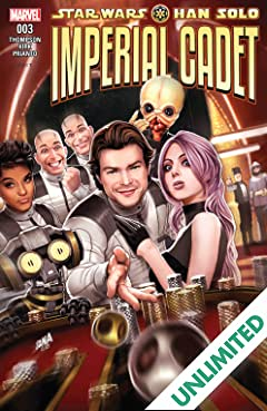 Star Wars: Han Solo - Imperial Cadet (2018-2019) #3 (of 5)
