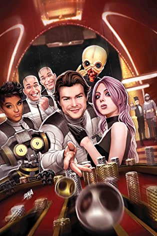 Star Wars: Han Solo - Imperial Cadet (2018-) #3 (of 5)