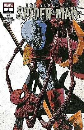 Superior Spider-Man (2018-2019) #2