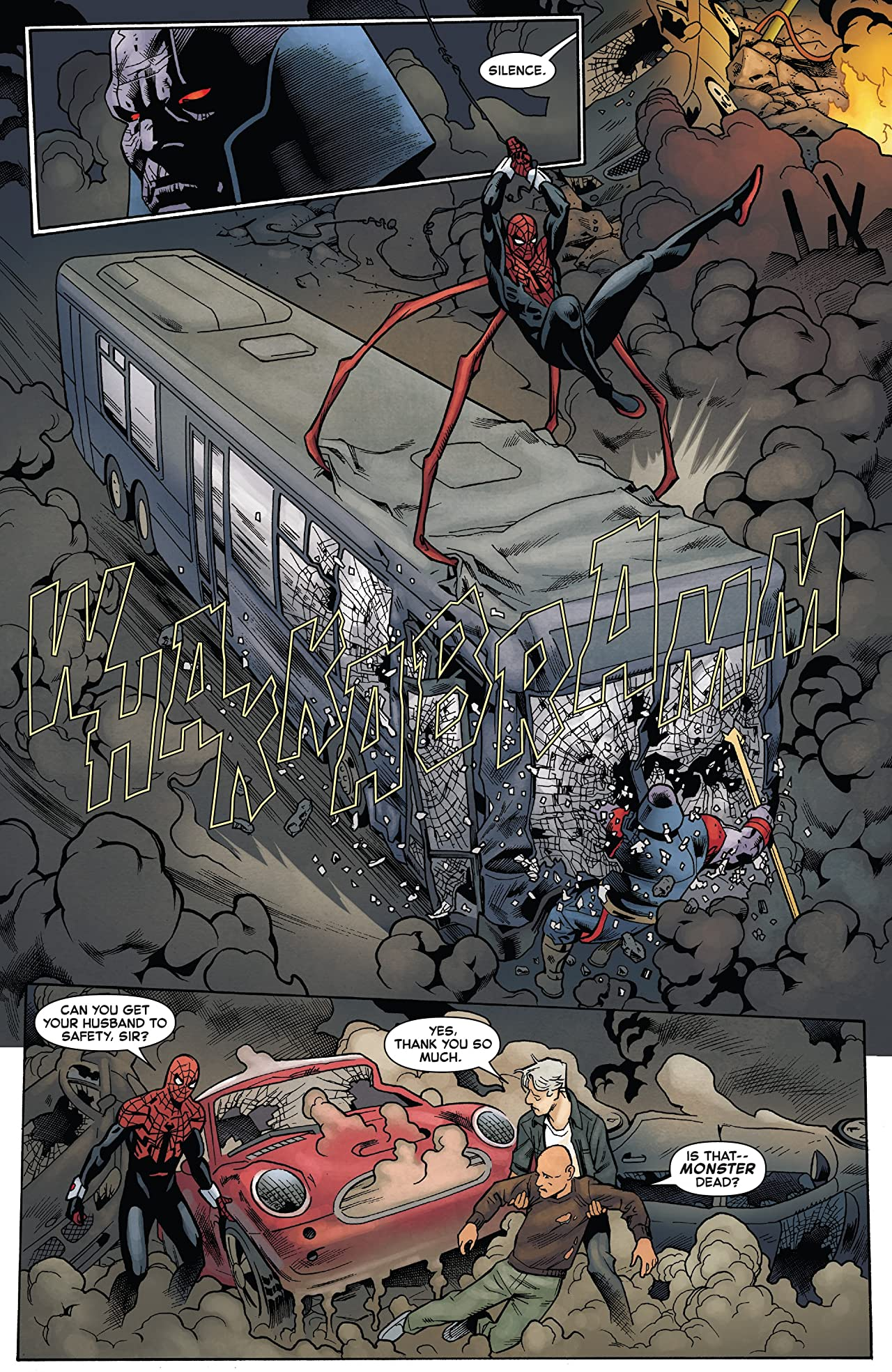 Superior Spider-Man (2018-2019) #2
