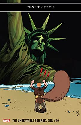 The Unbeatable Squirrel Girl (2015-) No.40