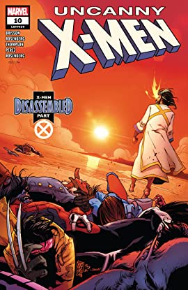 Uncanny X-Men (2018-2019) #10