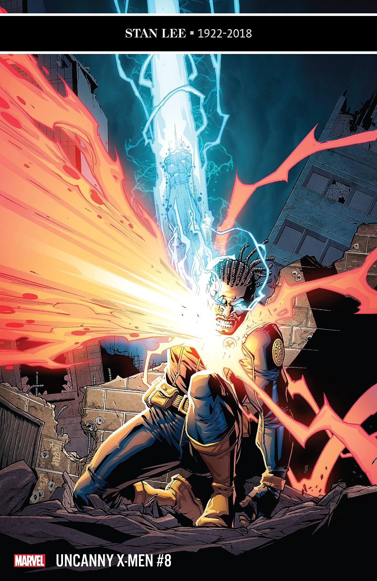 Uncanny X-Men (2018-) No.8