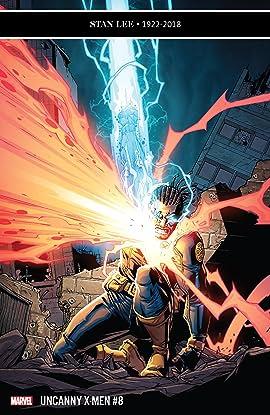 Uncanny X-Men (2018-) #8