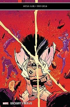Uncanny X-Men (2018-) No.9