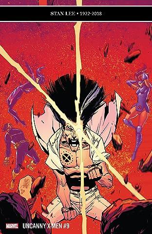 Uncanny X-Men (2018-2019) No.9