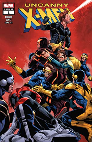 Uncanny X-Men (2018-) Annual No.1