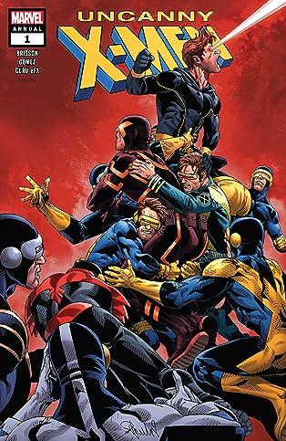 Uncanny X-Men (2018-2019) Annual #1
