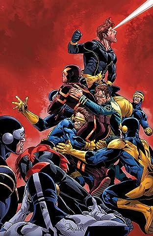 Uncanny X-Men (2018-) Annual #1