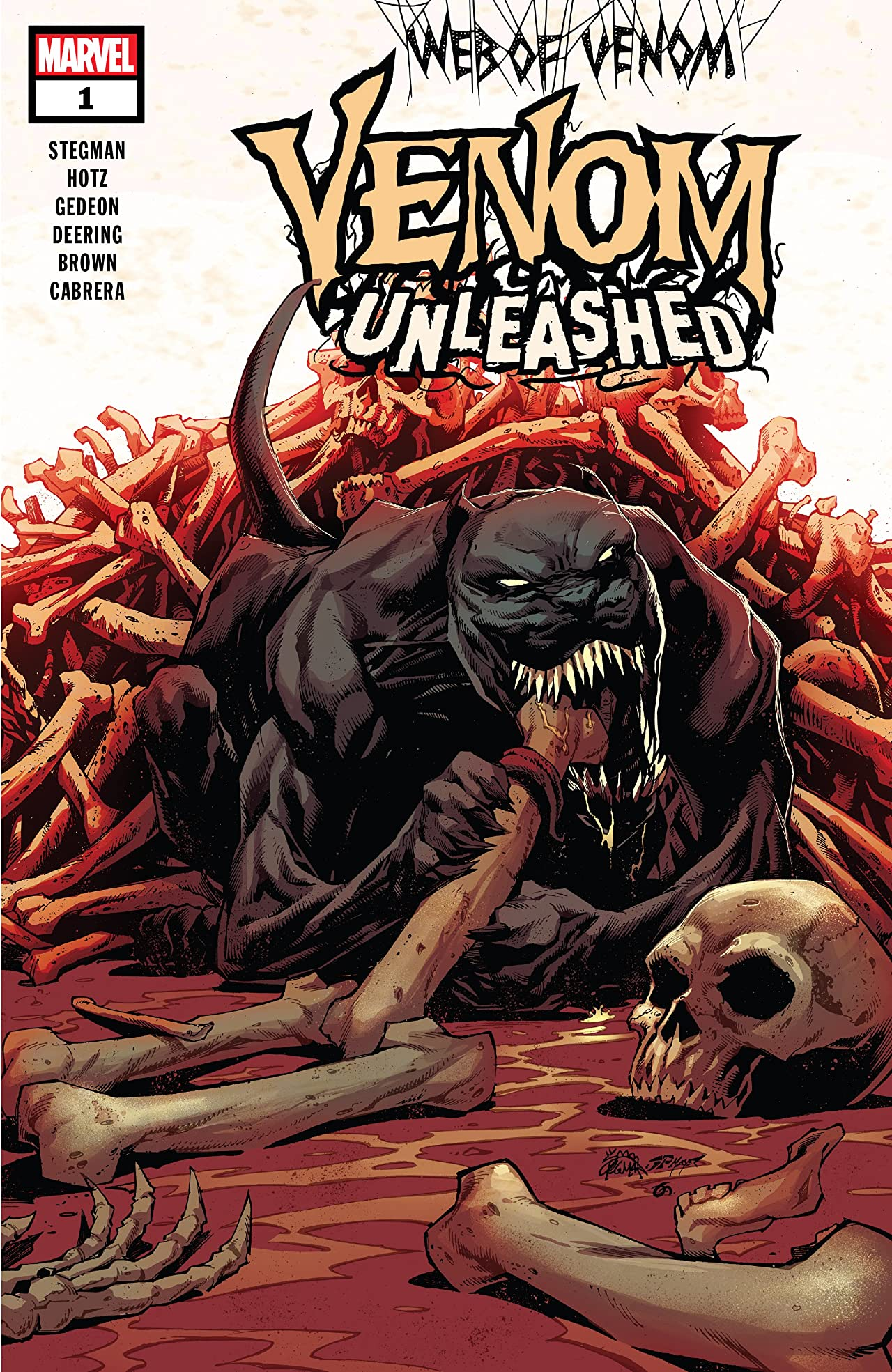 Web Of Venom: Venom Unleashed (2019) #1