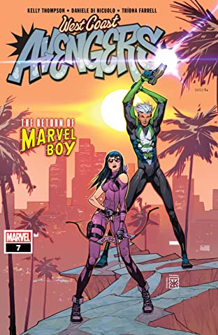 West Coast Avengers (2018-) No.7