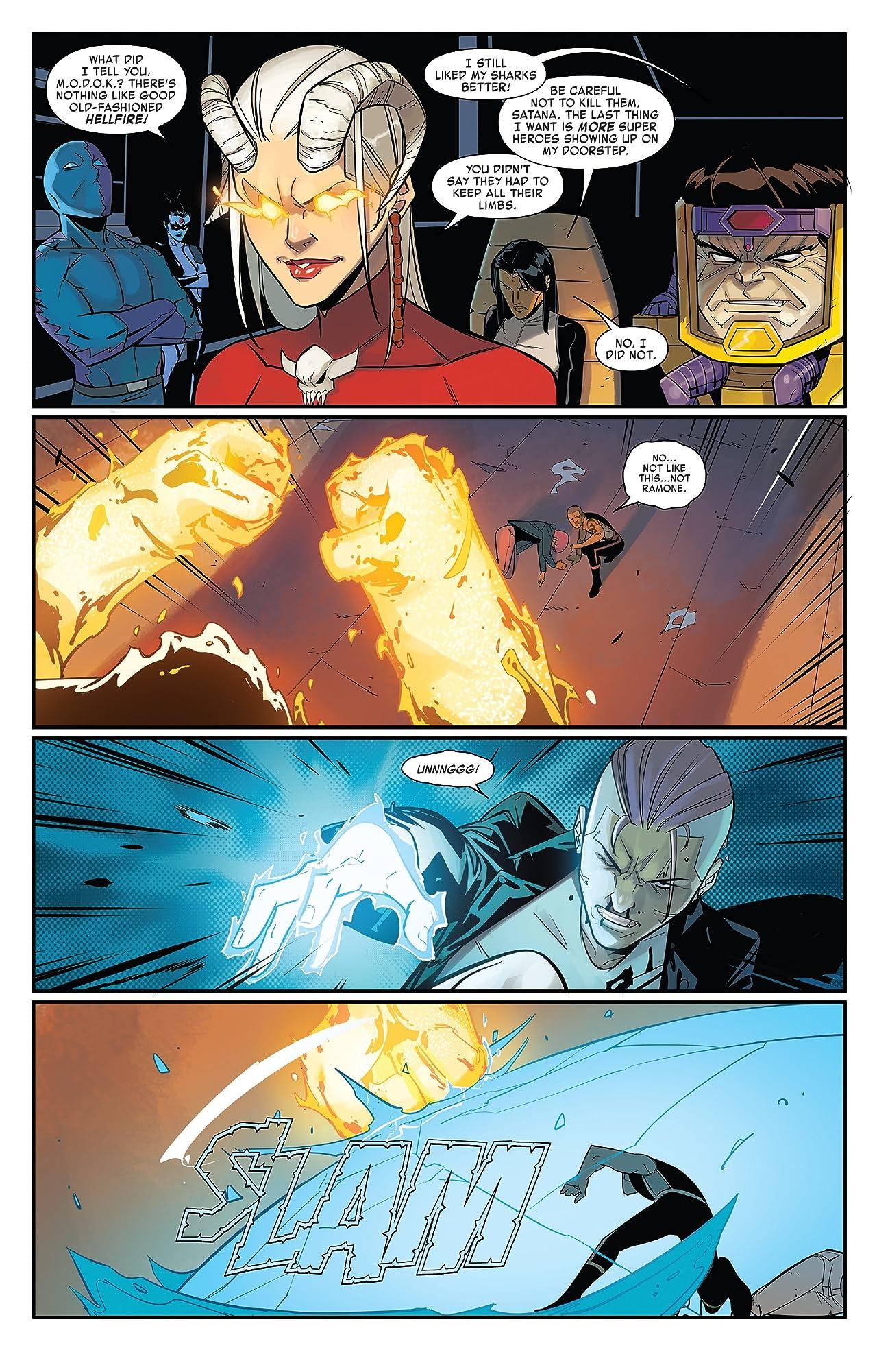 West Coast Avengers (2018-2019) #7