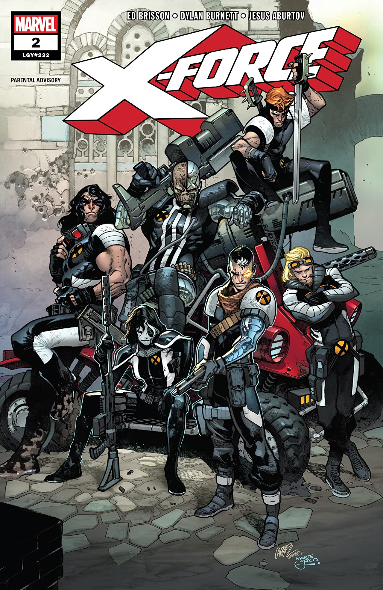 X-Force (2018-) No.2