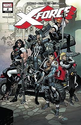X-Force (2018-2019) #2