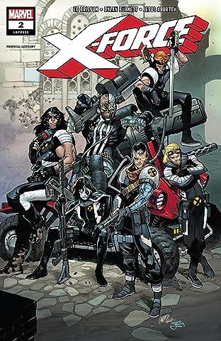 X-Force (2018-2019) No.2